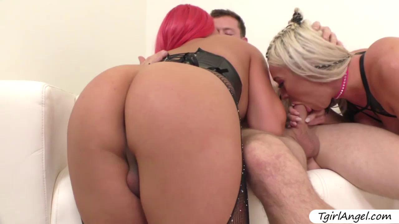 Aubrey Kate Porn Gif ts aubrey kate and ts chanel santini threesome - tranny.one